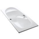 Jacob Delafon ADAGIO E2910 ванна чугунная с отверстиями для ручек 170x80