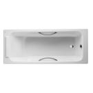 Jacob Delafon PARALLEL E2948 ванна чугунная с отверстиями для ручек 170x70