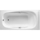 Jacob Delafon SUPER REPOS E2902 ванна чугунная с отверстиями для ручек 180x90