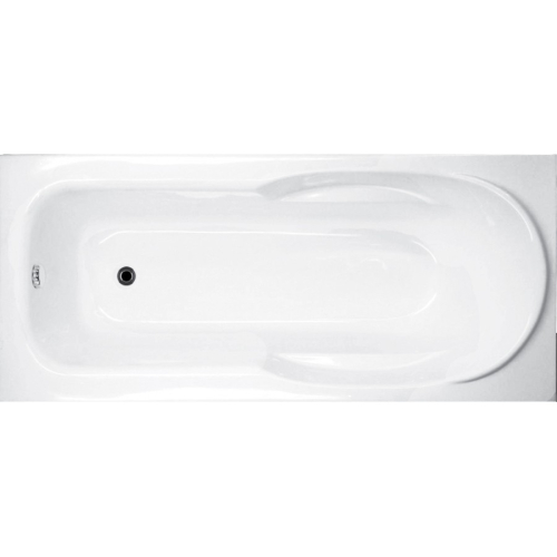 Alpen Ванна акриловая KARMENTA 150х70х40 прямоугольная