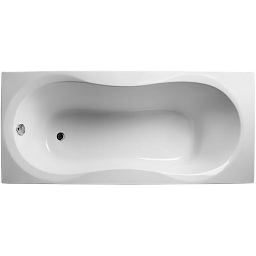 Alpen Ванна акриловая MARS 130х70х40 (145 л) прямоугольная