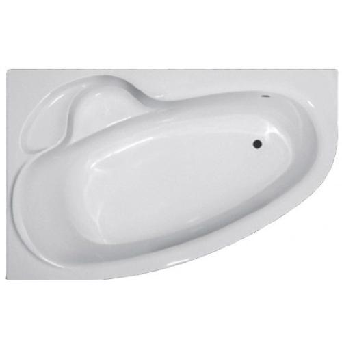 Alpen Ванна акриловая TERRA 150х100х46 левая асимметричная