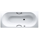 Ванна стальная Kaldewei Vaio Set Star 955 170x75 отв.под ручки anti-slip