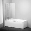 Шторка для ванн 10CVS2-100 L сатин транспарент Ravak 7QLA0U03Z1