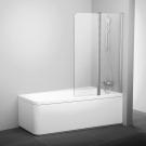 Шторка для ванн 10CVS2-100 R блестящая транспарент Ravak 7QRA0C03Z1