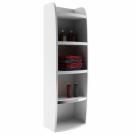 Шкаф боковой SB Evolution белый открытый Ravak X000000779