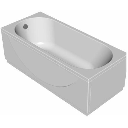 Kolpa-san TAMIA 170x70 Basis Ванна акриловая