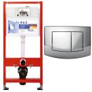 TECE комплект инсталляция с панелью смыва 4 в 1 Арт 9400005