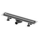 15101070 Комплект TECElinus 700 мм для монтажа дренажного канала с основой для плитки tile