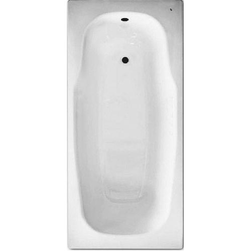 Ванна стальная BLB ATLANTICA HG 180x80 белая 3,5 мм без отверстий для ручек