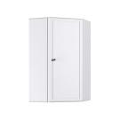 Шкафчик навесной универсальный (левый, правый) В36 Aqwella Барселона Ba.04.36 Белый