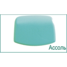АССОЛЬ подголовник Ассоль (белый голубой зеленый) Bellrado