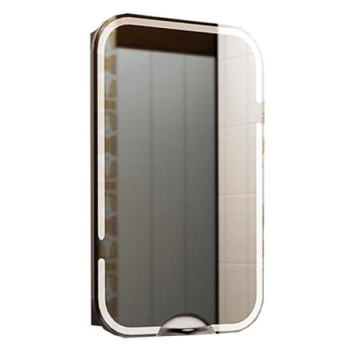 Cersanit 22500 Зеркало Basic со шкафчиком без подсветки белый 50x70x15