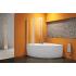 Kolpa-San SOLE TP 102 шторка для ванной