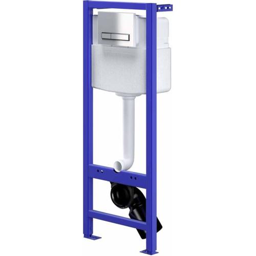 97255 Инсталляция HI-TEC металлический каркас для унитаза с бачком  Cersanit