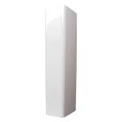 31001 Пьедестал Carina белый для раковин 50/55/60 см Cersanit
