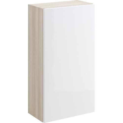568001 Шкафчик настенный SMART универсальный белый Cersanit