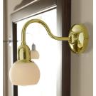 Kerasan Retro 731691 Светильник настенный, цвет золото