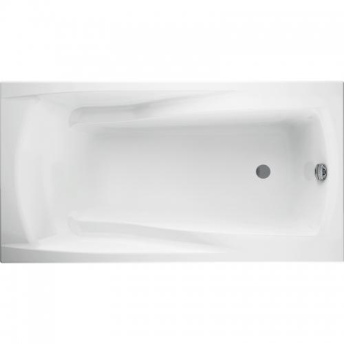 301128 Ванна прямоугольная ZEN 170x85 см белая Cersanit