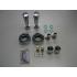 Полотенцесушитель водяной Margaroli 440/3 хром 470 500х500 (530)