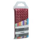 FX-3003B Шторка для ванной (розовая) Fixsen