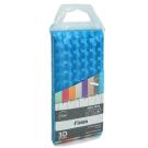 FX-3003C Шторка для ванной (голубая) Fixsen
