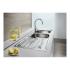 Roca 5A8360C00 смеситель TARGA для кухни (хром)