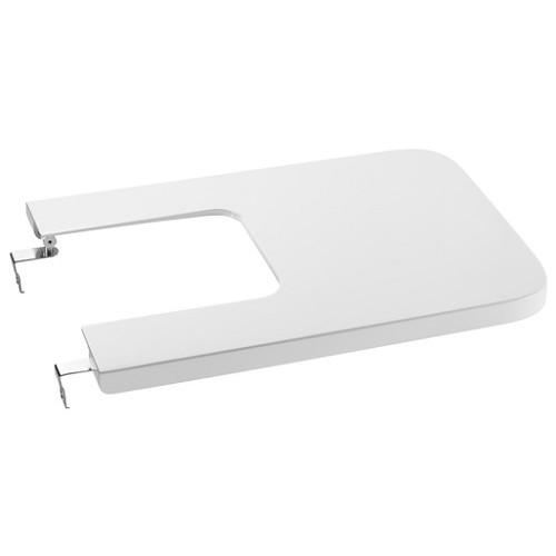 Roca 80653200B крышка для биде Inspira Square с микролифтом (белый)