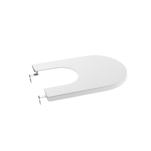 Roca 80652200В крышка для биде INSPIRA ROUND с микролифтом (белый)
