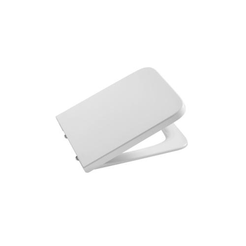 Roca 80153200B сиденье для унитаза INSPIRA SQUARE (белый)