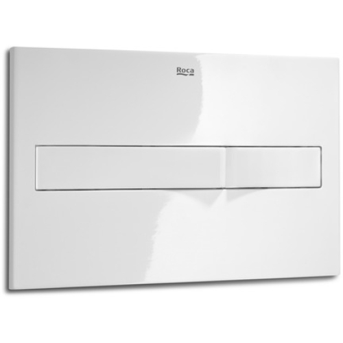 Roca 890096000 клавиша PRO двойного смыва PL2 (белая)