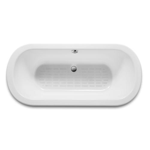 Roca 233750000 ванна FARO с ножками 170х75 (белый)