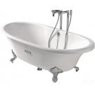 Roca 233650007 ванна NEWCAST WHITE 170х85 (белый)