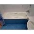 Roca 2331G0000 ванна HAITI с отверстями под ручки 140х75 (белый)