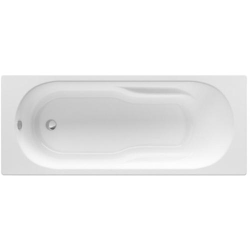 Roca ZRU9302894 ванна прямоугольная GENOVA_N акрил. 150х75 (белый)