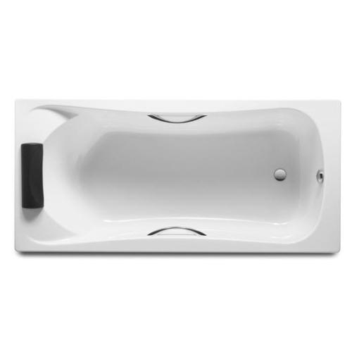 Roca ZRU9302852 ванна акриловая BECOOL прямоугольная 170х80х50 (белая)