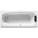Roca ZRU9302778 ванна SURESTE акриловая 150х70 (белый) без монтажного комплекта