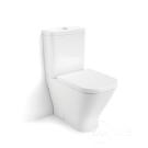 34273700H Чаша унитаза The Gap Clean Rim горизонт/выпуск белый Roca (без бачка и сиденья)