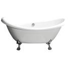 BelBagno Акриловая ванна Классическая 1825x750x800 BB05-CRM