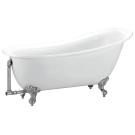 BelBagno Акриловая ванна Классическая 1550x760x810 BB06-1550-CRM