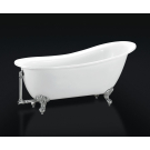 BelBagno Акриловая ванна Классическая 1700x760x810 BB06-1700-CRM