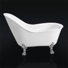 BelBagno Акриловая ванна Классическая 1470x780x1000 BB08-CRM