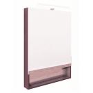 Roca 93027510Z 90000870Z Зеркальный шкафчик The Gap 60 см, фиолет