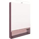 Roca 90000880Z Зеркальный шкафчик The Gap 70 см, фиолет