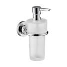 Дозатор для жидкого мыла, керамика Iddis Leaf LEASBC0I46
