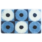 Коврик для ванной комнаты Iddis Blue Circles 270A580i12