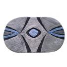 Коврик для ванной комнаты Iddis Blue Diamond MID040A