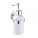 Дозатор для жидкого мыла керамика Iddis Mirro Plus MRPSBC0i46