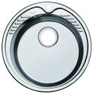 Мойка для кухни нержавеющая сталь полированная Iddis Suno SUN51P0i77