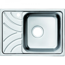 Мойка для кухни нержавеющая сталь полированная чаша справа Iddis Arro ARR60PRi77